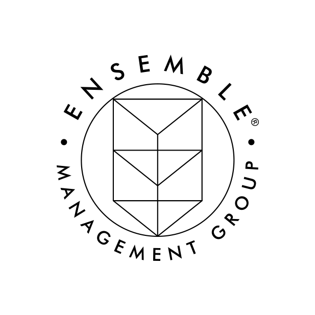 Amy Talebizadeh - Ensemble Managment Group Logo