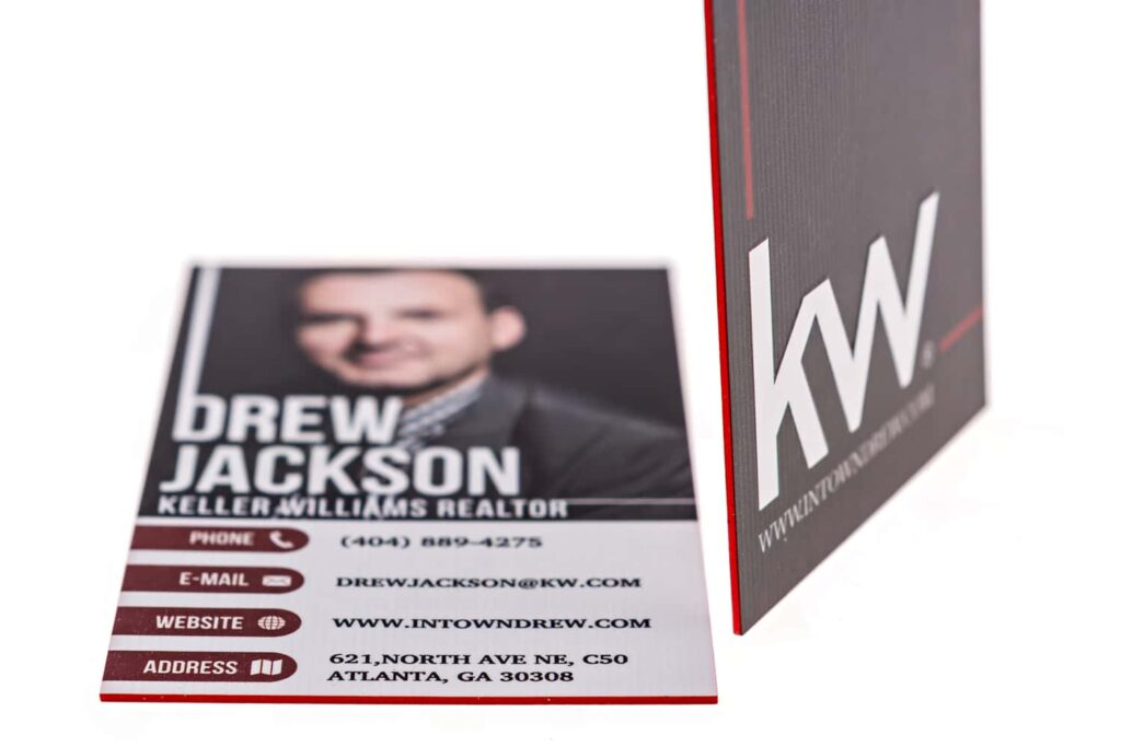 business-card-drew-keller-williams-realtor