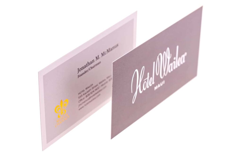 business-card-hotel-wailea-maui
