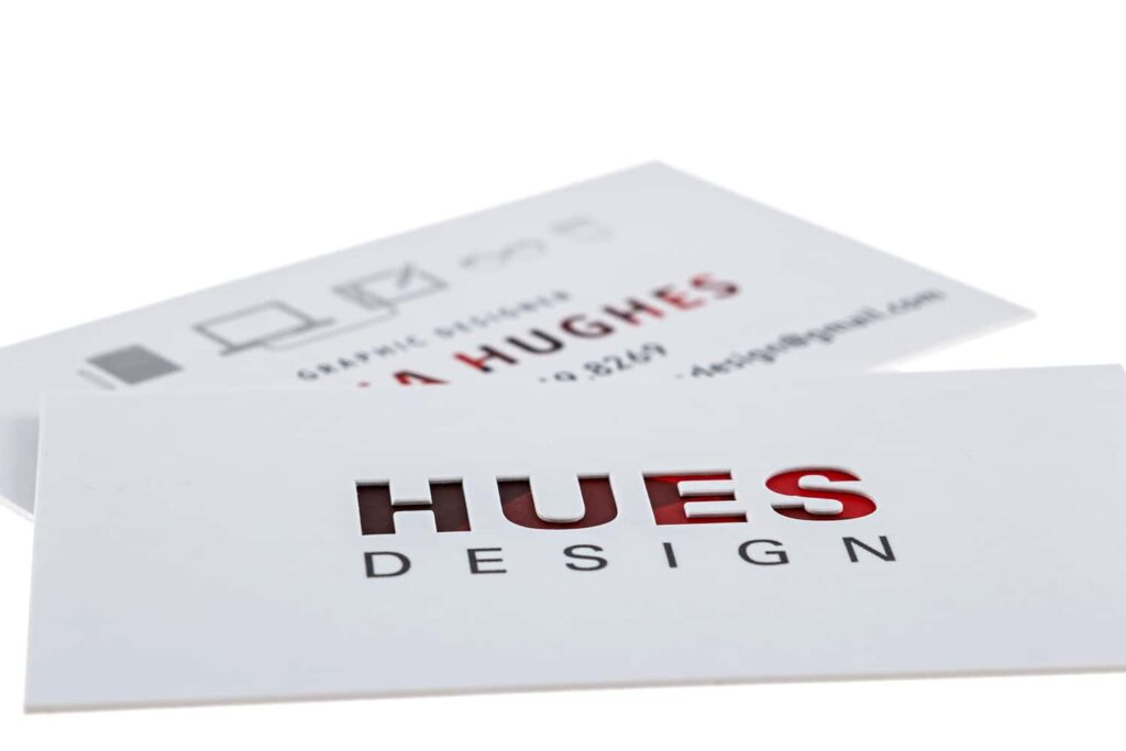 business-card-hughes-design