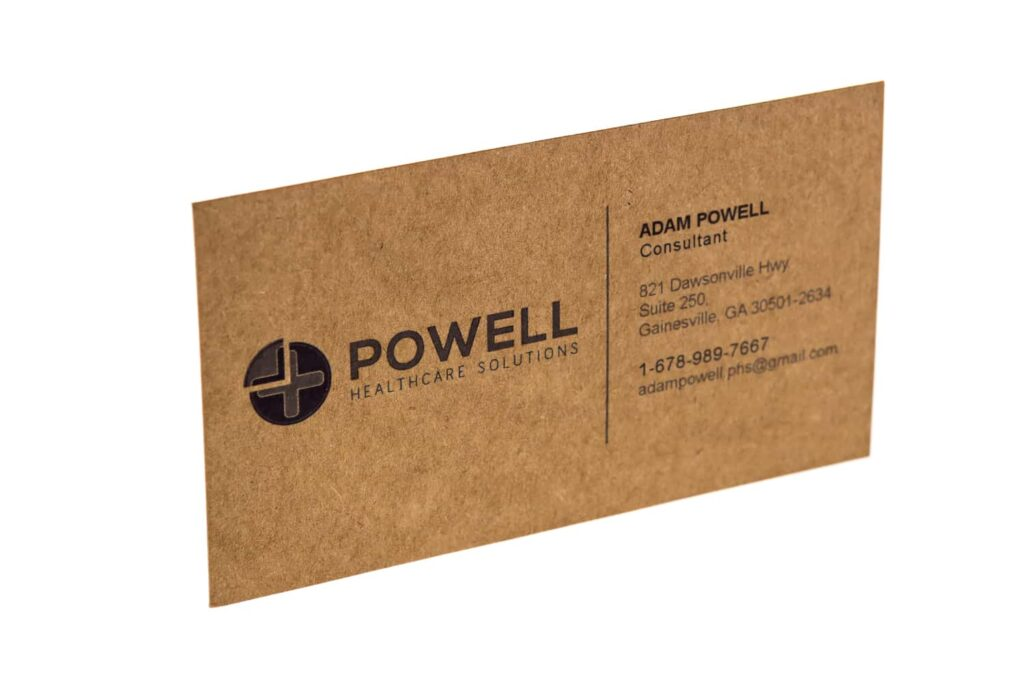 business-card-powell-healthcare-solutions