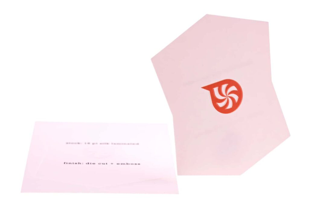 shaped-business-cards-die-cut-silk-laminated