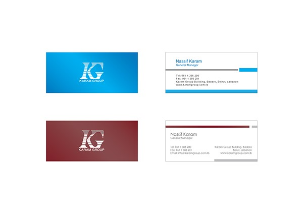 Finalizing layout - How to Design A Business Card