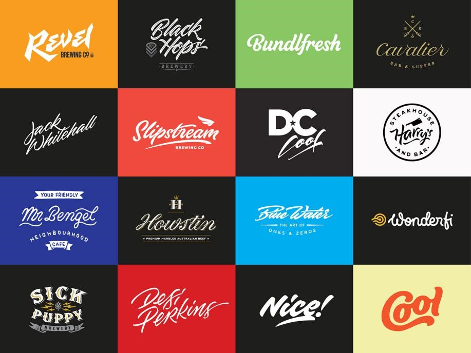 Typography - how to design a logo