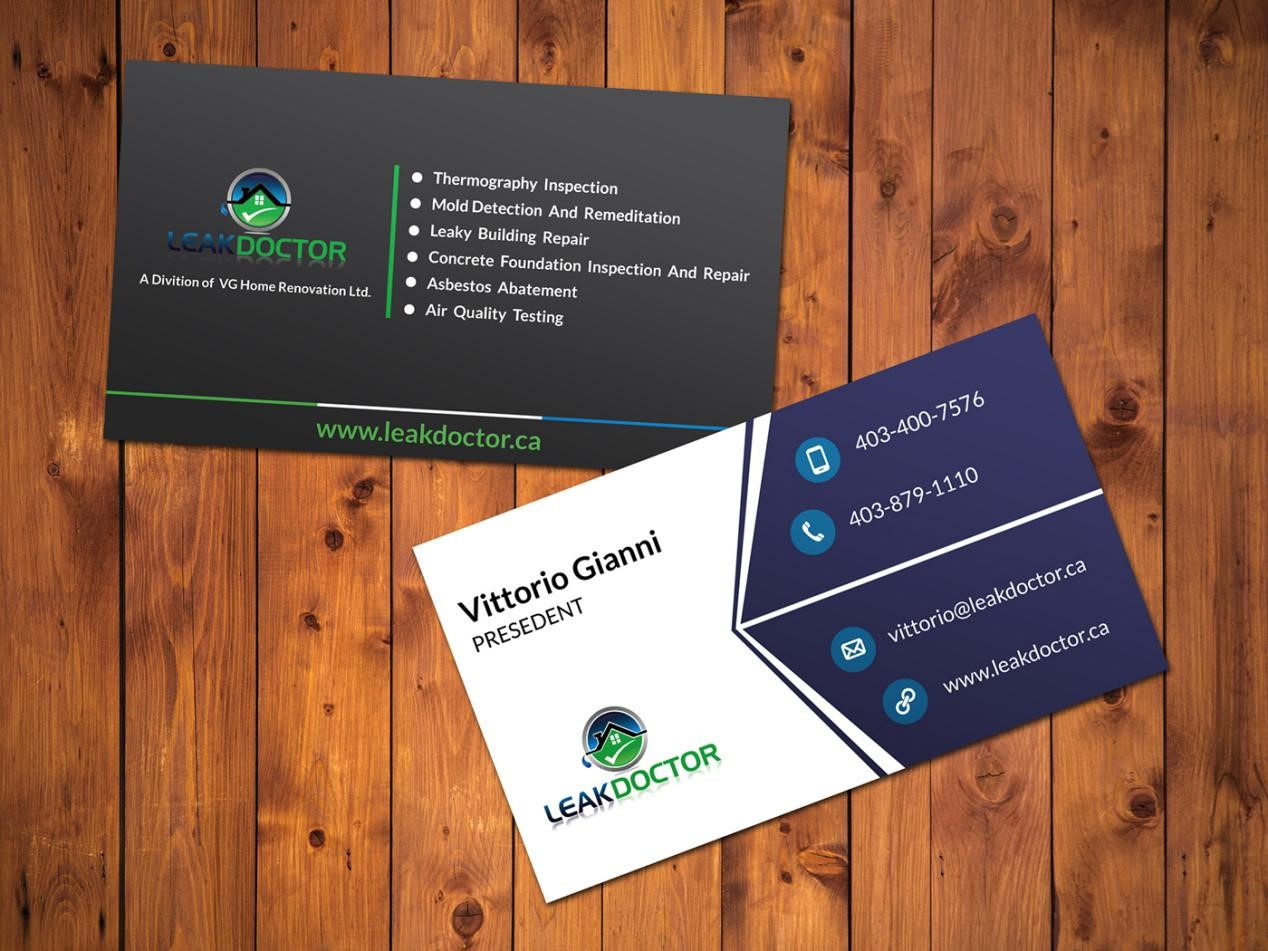 finalize design - How to Design A Business Card