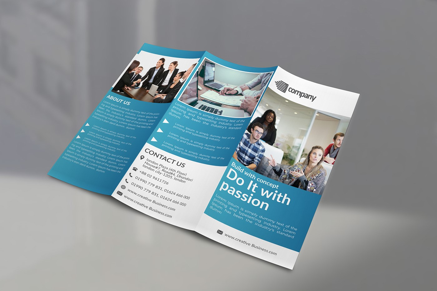 trifold brochure - what is brochure
