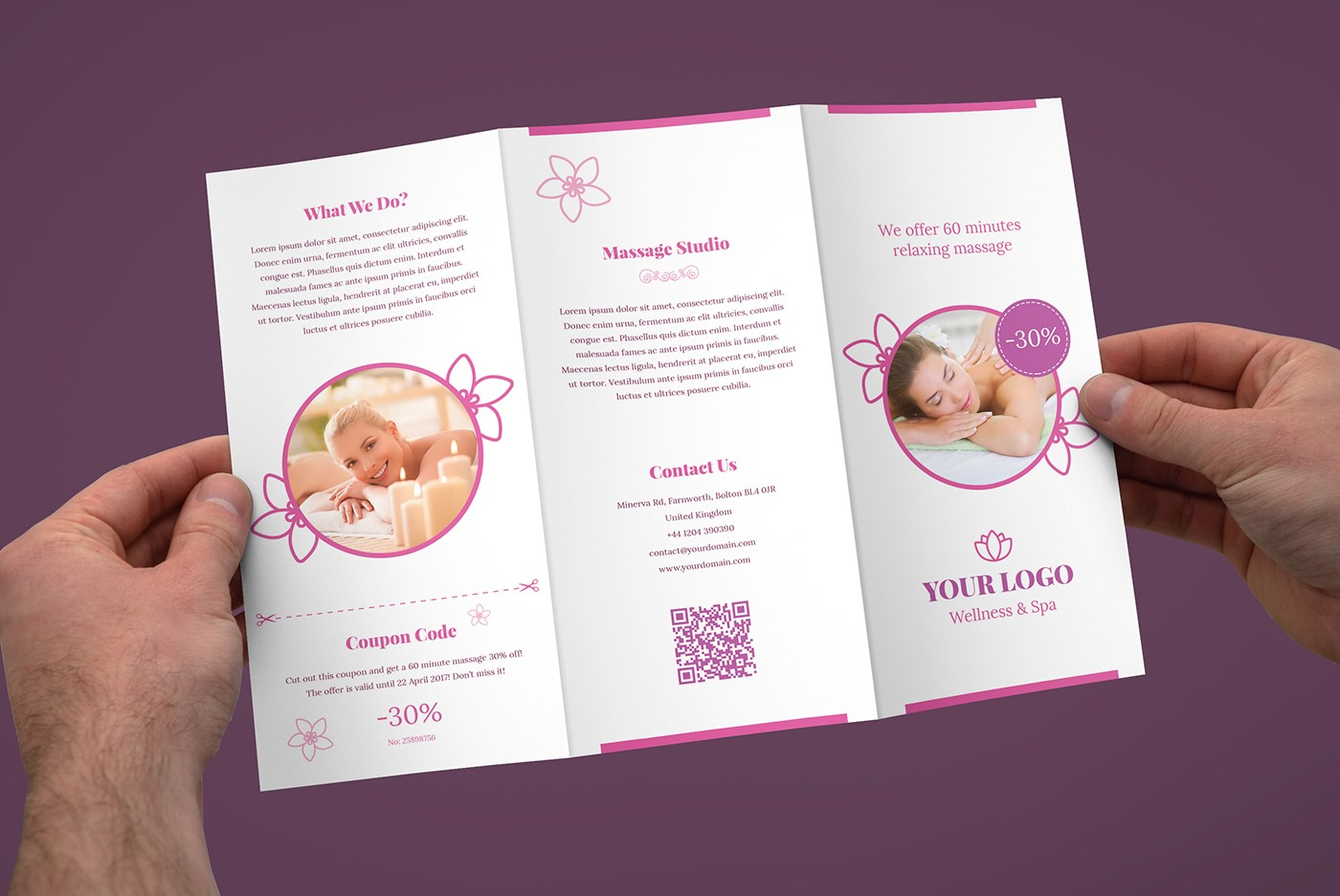 you need clarity - tips to make brochure
