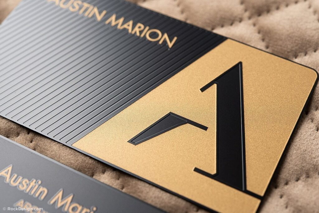 Top 10 Metal Business Cards To Inspire Your Next Project, Print Peppermint