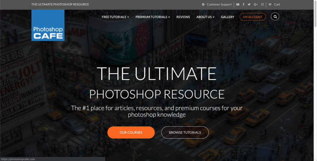 Top 10 Websites For The Best Photoshop Tutorials, Print Peppermint