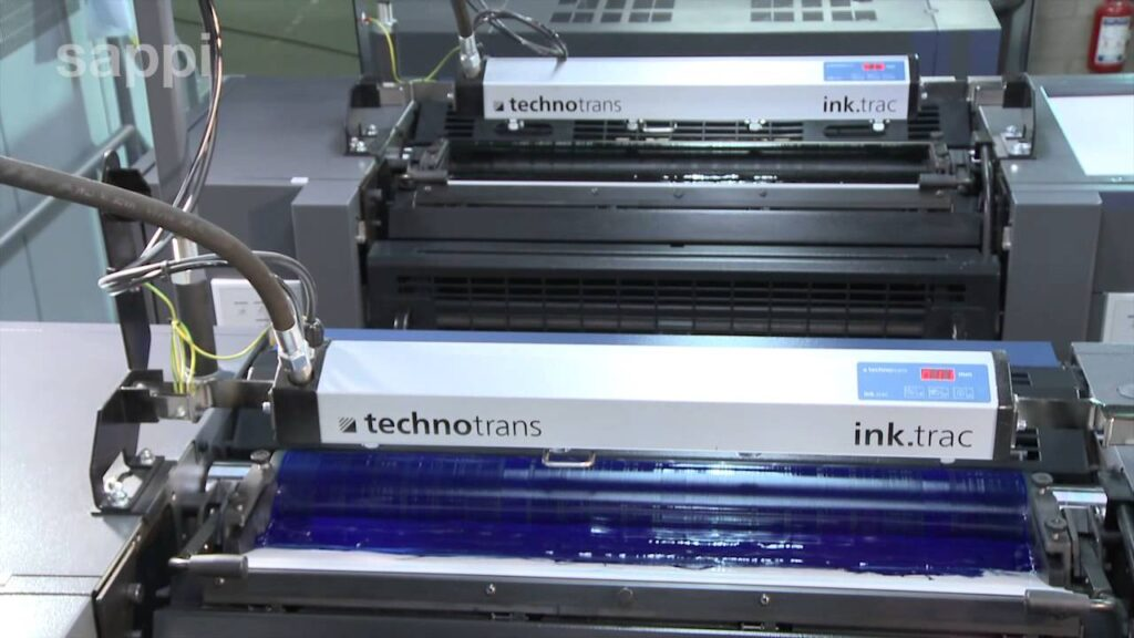 techno trance printer