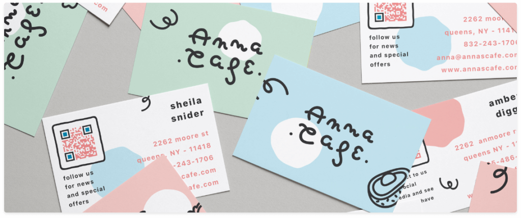The Back of a Business Card – Creative Ideas of What to Put On it, Print Peppermint