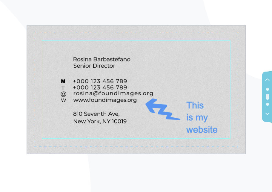 5 Essential Elements of An Effective Business Card, Print Peppermint