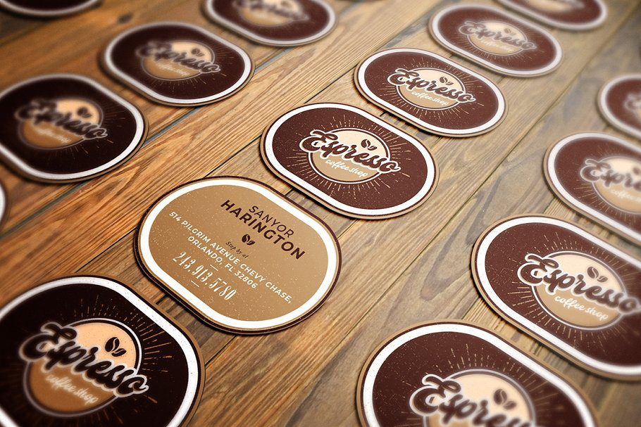 Everything You Need to Know About Die Cut Business Cards, Print Peppermint