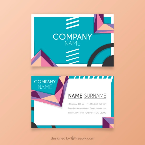 Image result for fun design business cards