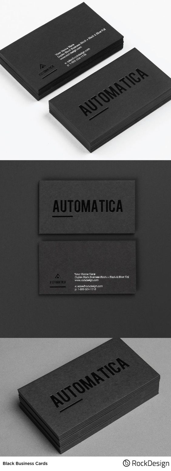 11 Great Designs for Business Card Layout Inspiration, Print Peppermint
