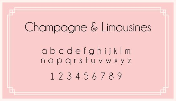 Trending Fun Fonts to Inspire Your Business Card Designs, Print Peppermint