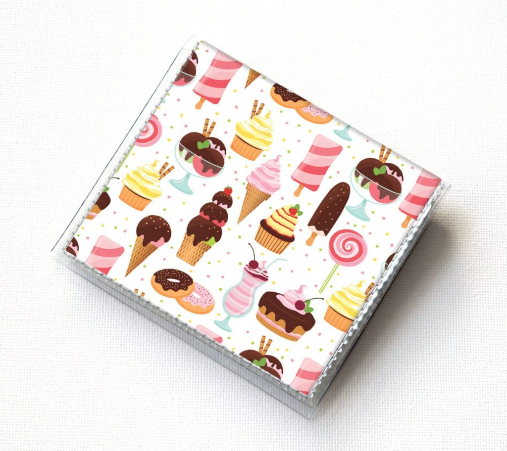Our 8 Favorite Square Business Card Holders and Cases!, Print Peppermint